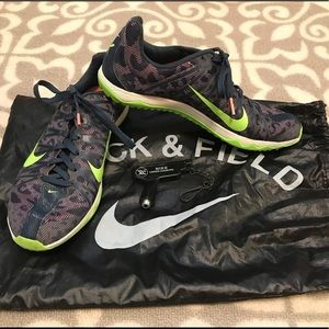 Nike Rival XC Spikes